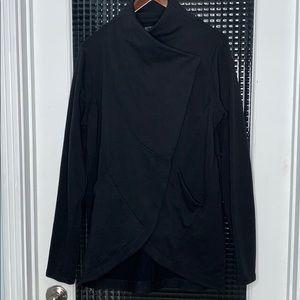 Champion Anna Kaiser black crossover jacket L (EM)